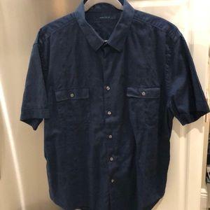 Perry Ellis Button Down Shirt
